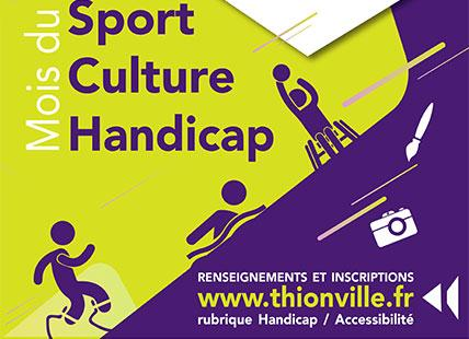 mois sport culture handicap