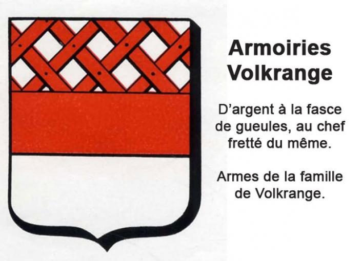 armoiries volkrange